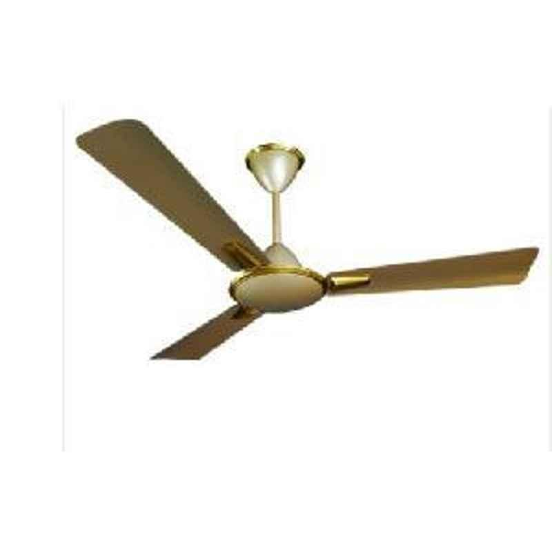 Crompton 1200 mm Husky Gold WOR Ceiling Fan Aura Prime Anti Dust