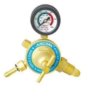 Arcon A-1OX Single Gauge Oxygen Pressure Regulator, ARC-2001