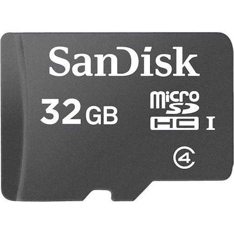 SanDisk 32GB Class 4 Micro SD Memory Card, SDSDQM-032G-B35