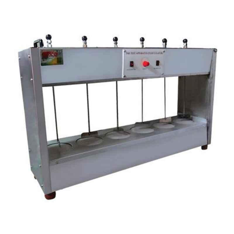 Tanco PLT-195 1L 2 Stirrer Mild Steel Floculator, FJT-1