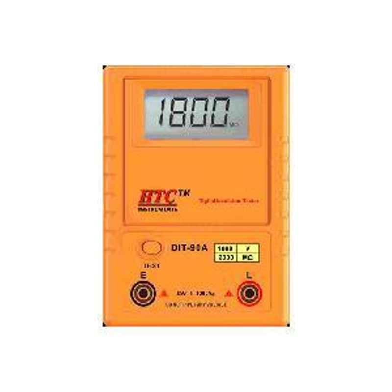 HTC 3 ½ Digit LCD Display Digital Insualtion Tester DIT-90D