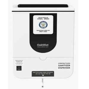Oakter 5L Automatic Contactless Mist Based Sanitizer Dispenser Machine