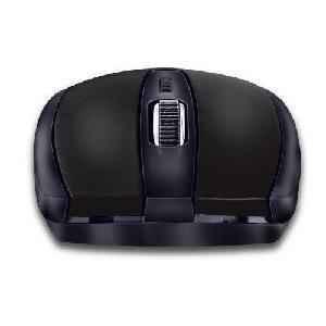 iBall Freego G18 Wireless Optical Mouse Gun Mustard | Dark Silver | Black