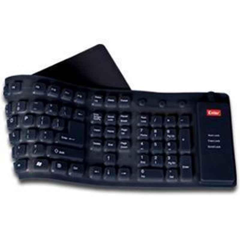 Enter Flexi Keyboards 【1Year Warranty】 Box Pack Keyboard