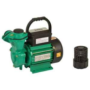 Wilo Mini Crown 1HP Single Phase Self-Priming Water Pump, 8164814