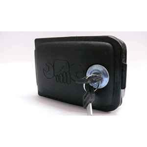 Meenu Arts Tool Box for RX 100/135 (Black)