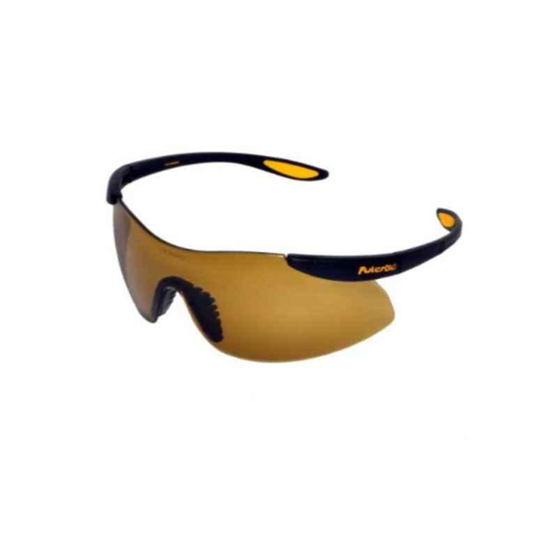 CanaSafe Fulcrum Sport Bronze Lens Safety Goggle, 20161
