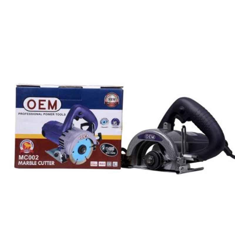 OEM MC002 4 inch 1480W Marble Cutter Machine