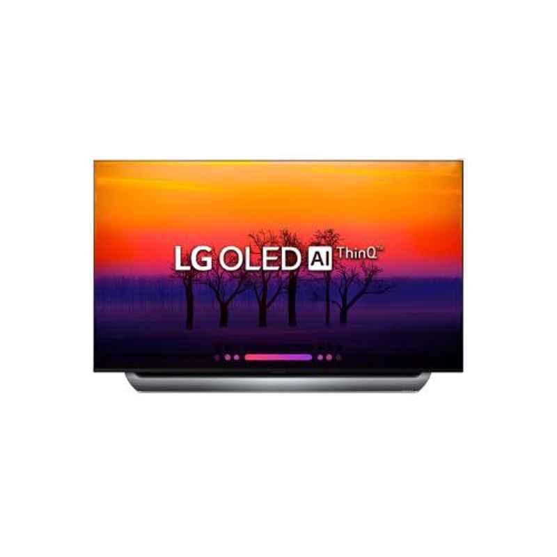 LG 55 inch Ultra HD OLED TV, OLED55C8PTA