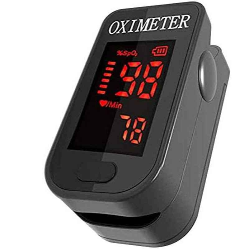 Accusure PRO-F4 Fingertip Pulse Oximeter with LED Display