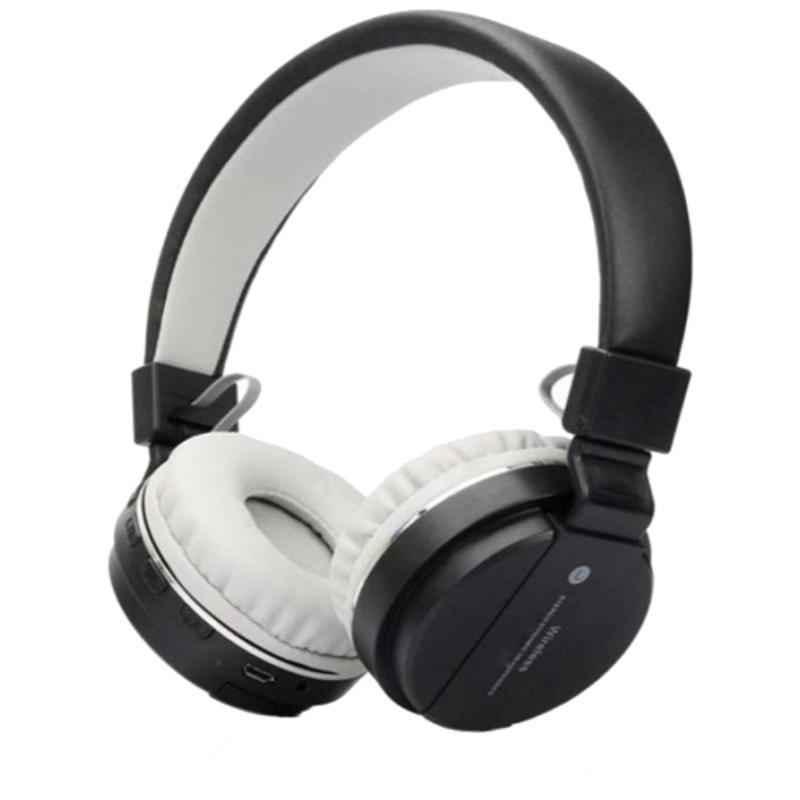 Immutable SH-12 Black Bluetooth On-Ear Headphone with Mic, IMT-54132