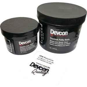 Devcon 500g Titanium-Reinforced Epoxy Putty, 10761