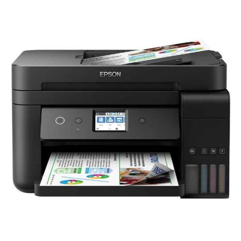 Epson EcoTank L6190 Wi-Fi Duplex Multifunction Ink Tank Printer with ADF
