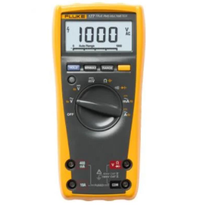 Fluke 177 1000V TRUE RMS AC/DC Digital Multimeter