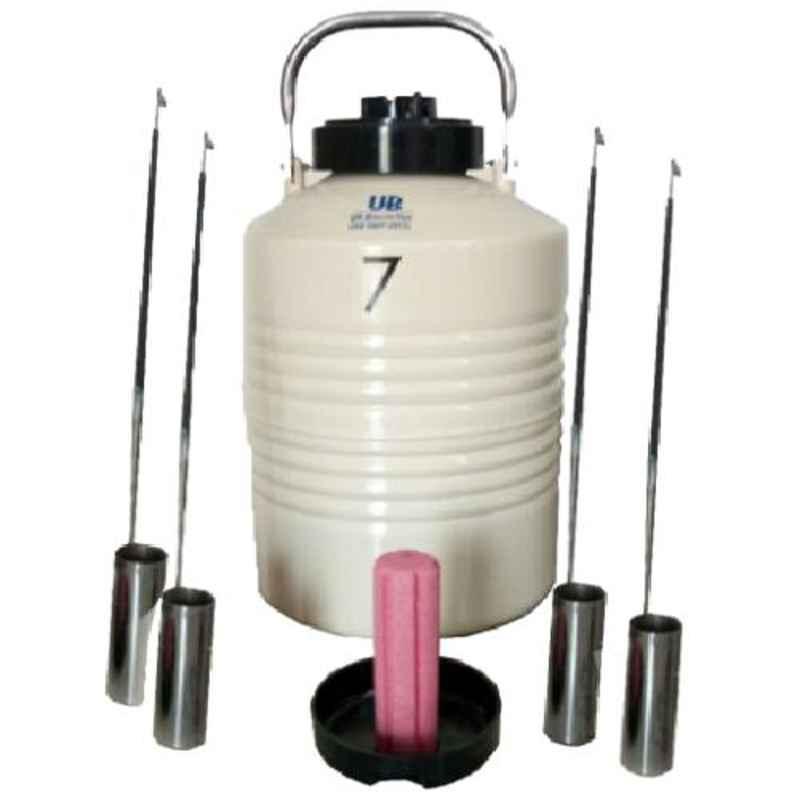 UR Biocoction 7L Liquid Nitrogen Container