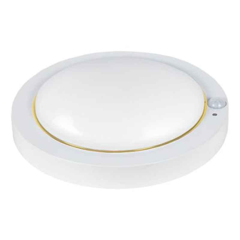 Oreva 18W 6500K Round Cool White Sensor Surface Ceiling Light, ORSNL-R-18W-S