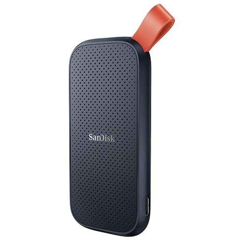 Sandisk 480GB Portable Solid State Drive, SDSSDE30-480G-G25