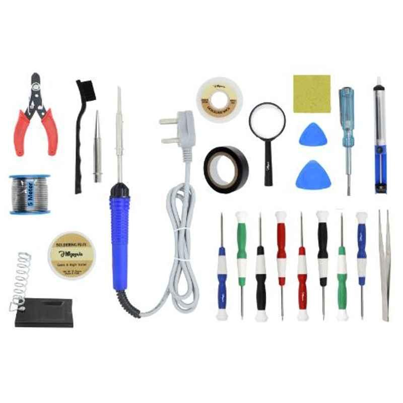 Hillgrove 24 in 1 Mobile Soldering Electronic Iron Kit, HG0067