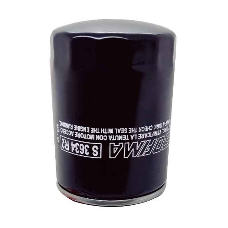 Sofima Oil Filter for Tata Tiago, S3634R2