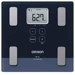 Omron HBF-224 Black Digital Body Composition Monitor