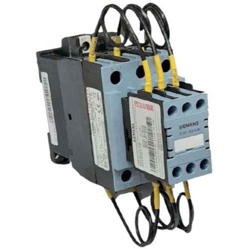 Siemens 415V 25kVAR Capacitor Duty Contactor, 3TS15000AR058K