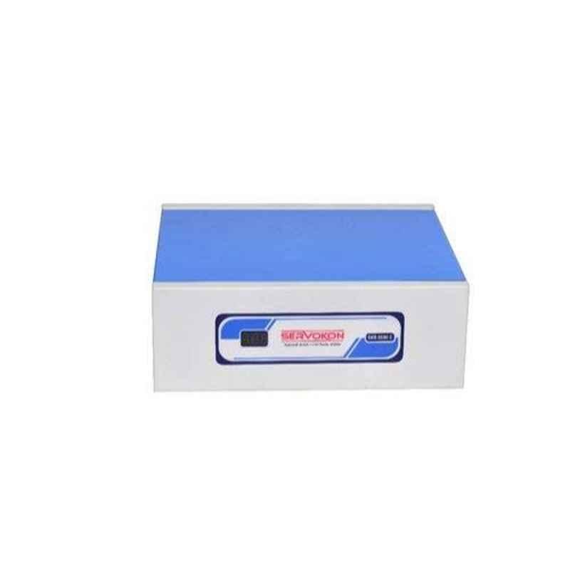 Servokon 1kVA 130-270V Copper Digital Voltage Stabilizer for Refrigerator, SKR 113 C