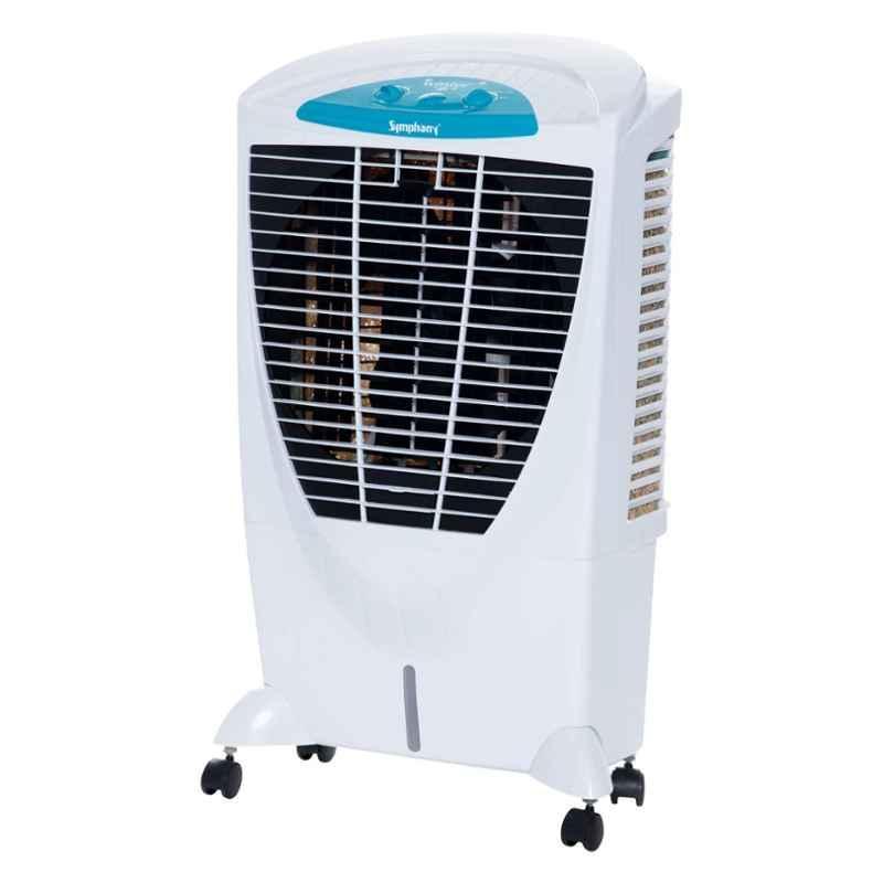 Symphony Winter 56 Litre 185W White Desert Cooler