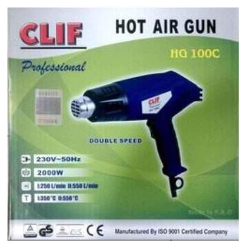Clif HG 100C 2000W Hot Air Gun