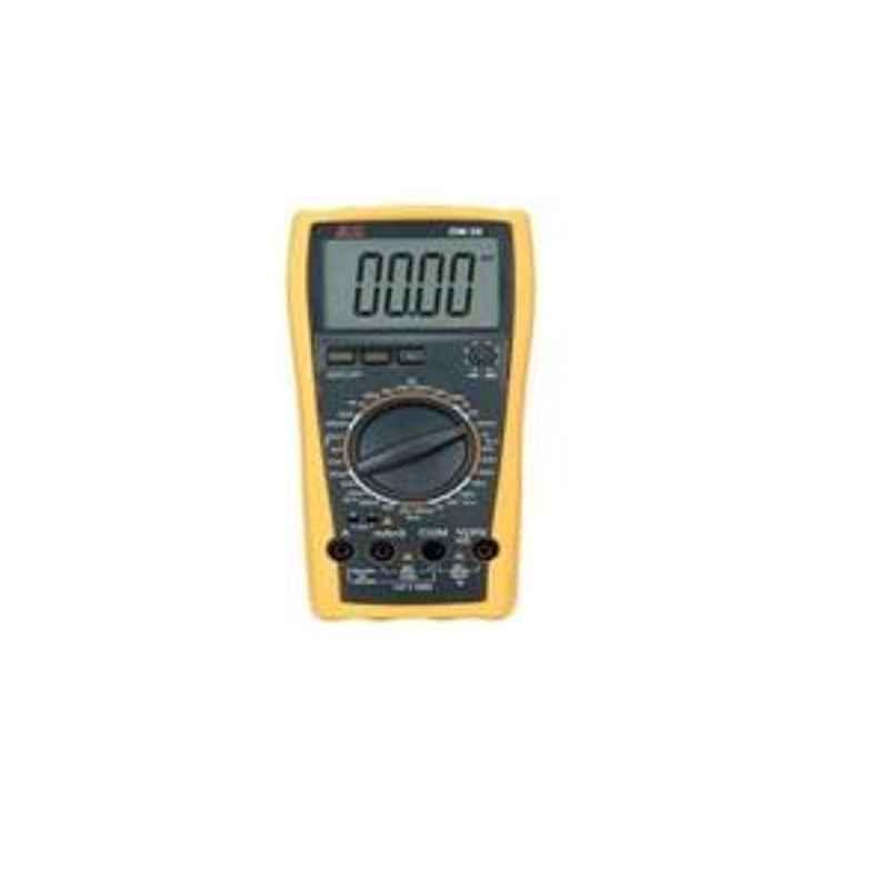 HTC DM-56 Digital Multimeter AC Voltage Range 10µV to 750V DM to 56