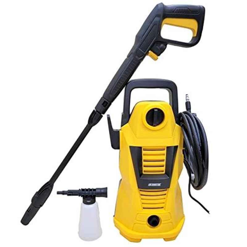 Cheston 1600W Black & Yellow High Pressure Washer