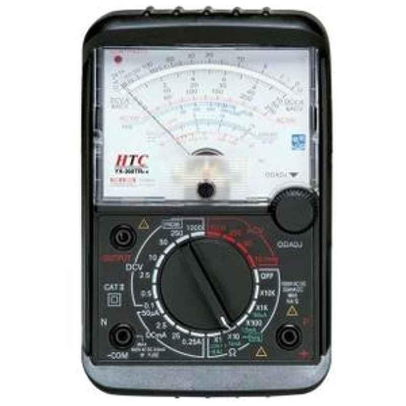 HTC 10-1000V AC Voltage Analog Multimeter YX-360TREB