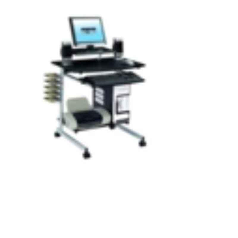 Suwas 80x40x85cm Steel & Wood Desktop Table, SU-DESKT-001