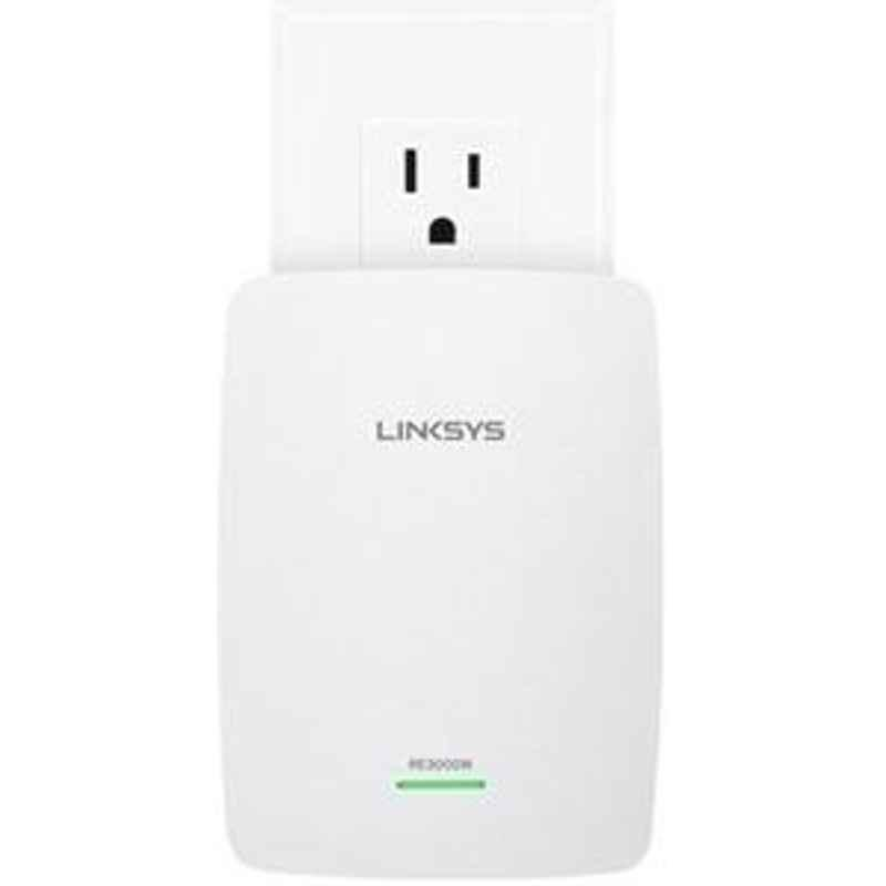 Linksys Speed 300 Mbps Range Extender RE3000W