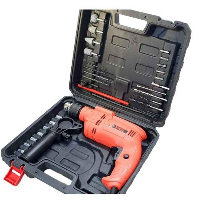 Cheston CHD-TZ004 650W Electric Drill Machine Kit with 7 Pcs Sockets
