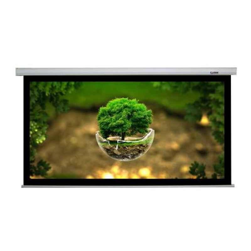 Logic SPECTRA PRO 109 inch White Instalock Slow Projection Screen, LG-SP109