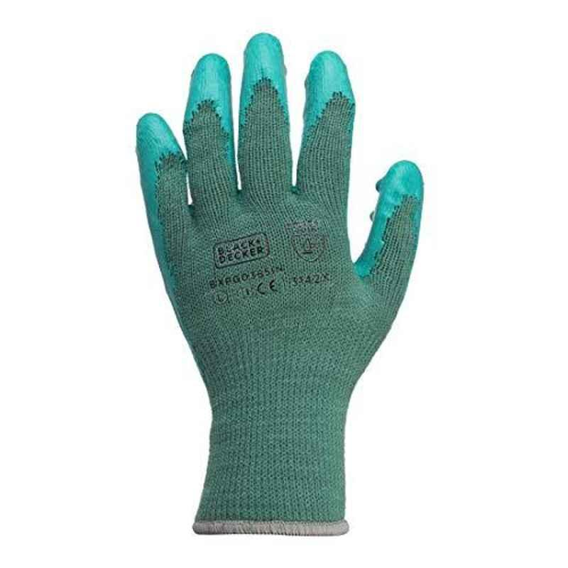 Black & Decker Anti Vibration Supported Hand Glove, BXPG0365IN-L