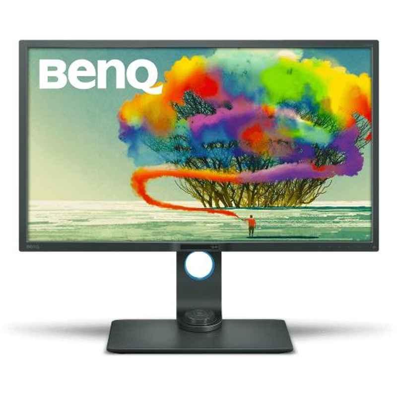 BenQ PD3200Q 32 inch Glossy Grey QHD Gaming LED Monitor