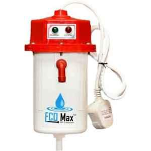Ecomax 2000W 1L Red Portable Instant Water Heater, ECO-127