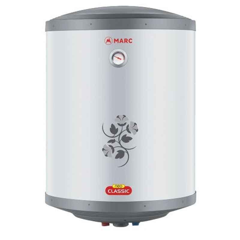 Marc Neo 50L 2kW Grey Heavy Duty Storage Water Heater