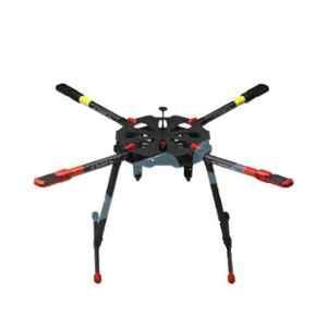 Tarot X4 Carbon Fiber Quadcopter Frame & Umbrella Folding Arm with Electric Landing Gear, TL4X001