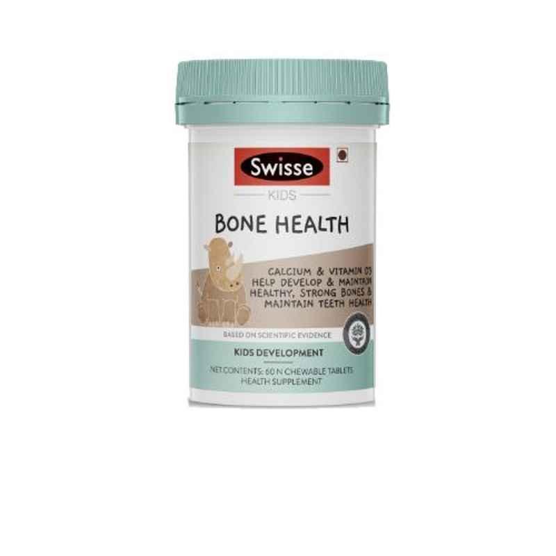 Swisse 60 Pcs Ultiboost Kids Bone Health Tablets, HHMCH9541800602