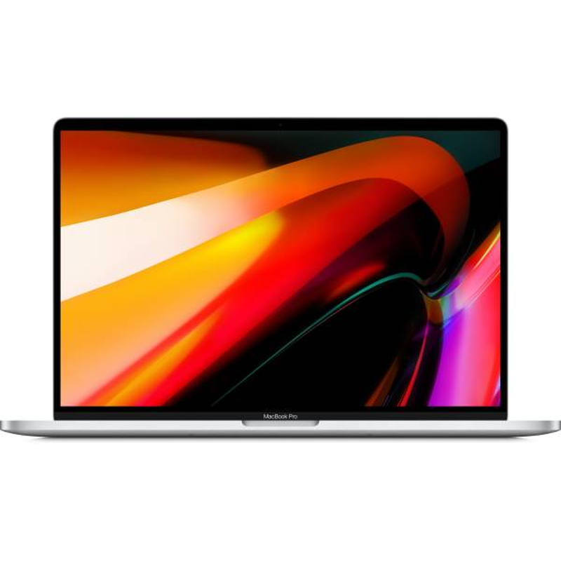Apple 16-inch MacBook Pro with Touch Bar: 2.3GHz 8-core 9th-generation Intel�Core�i9 processor, 1TB-Silver, MVVM2HN/A