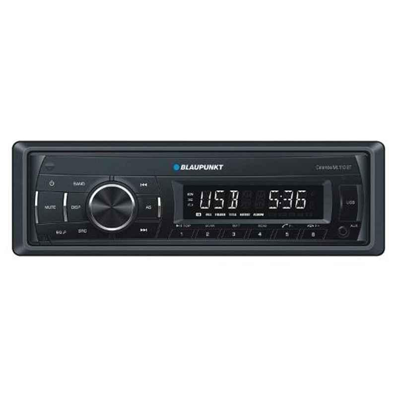 Blaupunkt Colombo Black Car Stereo System, ML 110
