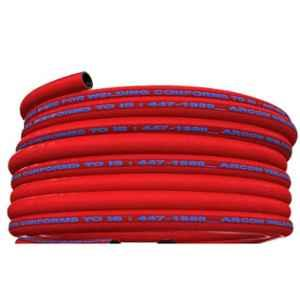 Arcon ARC-2107 8mm Rubber Hose for Welding Red