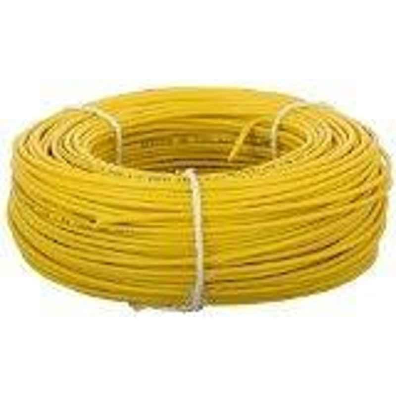 Kalinga 0.75 Sq.mmLength 90 m PVC Insulated Cable White