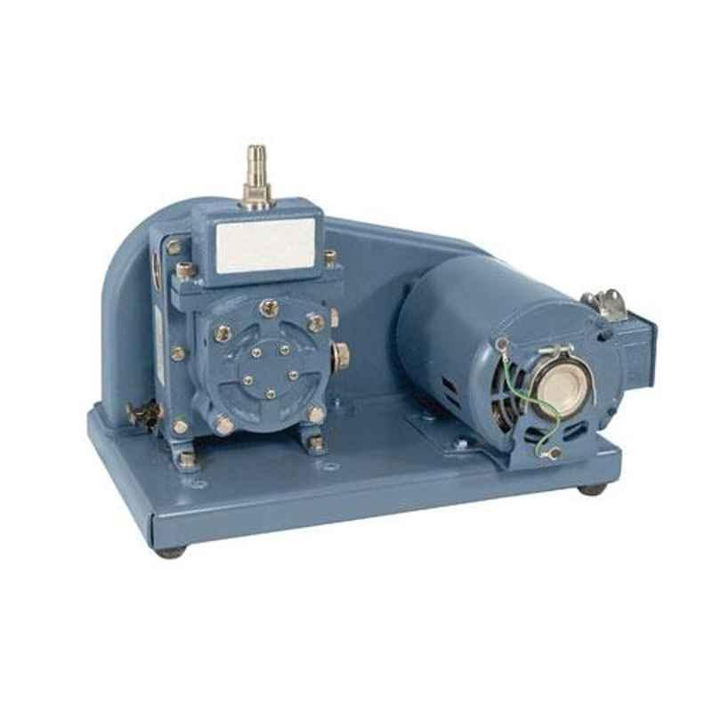 U-Tech 100lpm 0.5HP Double Stage Rotary Vacuum Pump with Equivalent Motor, SSI-172