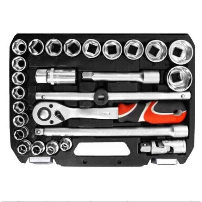 GSK Cut 26 Pcs Professional Socket Tool Set