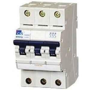 c&s electric CSMBS3B50 50 A Three Pole Miniature Circuit Breaker MCB