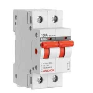 Anchor UNO 32A DP isolator, 98054