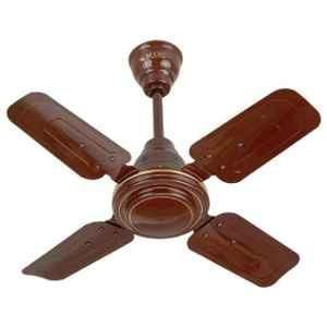 Marc Max Air 62W Brown Ceiling Fan, Sweep: 600 mm